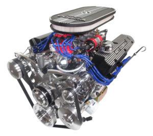 Engine Factory 427 Cobra with MSD EFI