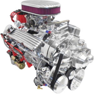 Engine Factory Chevy 350 engine 430 Horsepower
