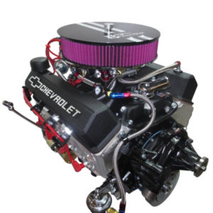 Engine Factory 383 Chevy Stroker engine 460 HP