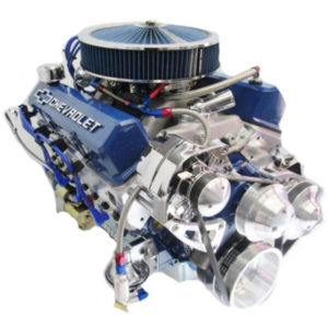 Engine Factory 434 Chevy engine 550 HP