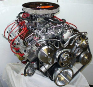 Engine Factory Chevy 454 engine 450 Horsepower