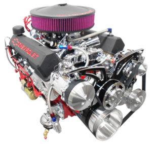 Engine Factory 350 Black Valve covers,
