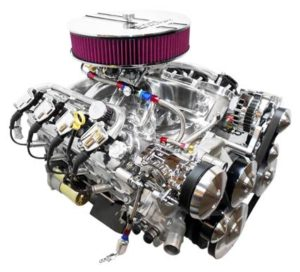 Engine Factory LS 3 Carb Polished