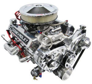 Engine Factory 350 with Headers