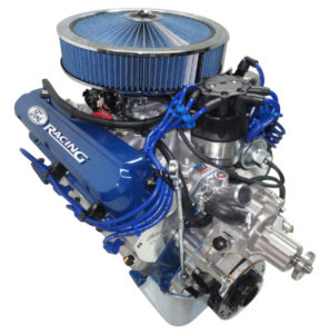 302 350HP Engine