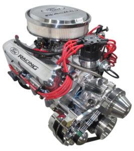 408W 475HP Engine