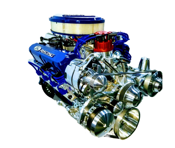 302 Ford Engine 350 HP   800-326-6554