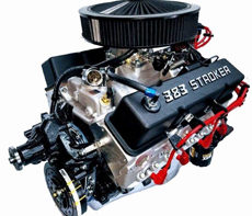 Permalink to: Chevy Engines