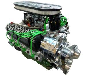 #21 - 302 Ford Cobra Engine
