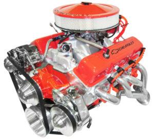 #20 - 350 Orange, Alt, PS, Headers, Left side view