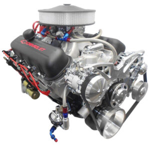 #10 - Big Block, 632, Holley Carb, Alt, PS and AC